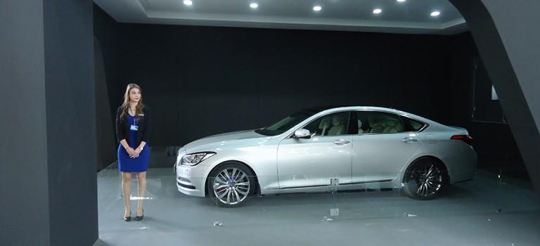 Genisis : marque de luxe Hyundai chez HMA