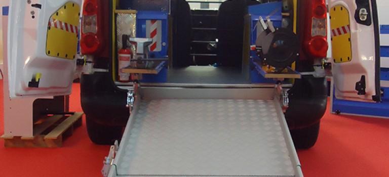Salon de l'automobile 2015 :  Les utilitaires de -3,5 tonnes seront admis