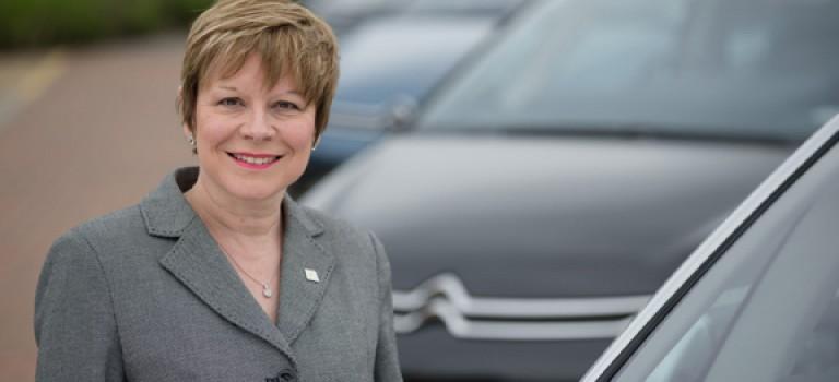 Linda Jackson, directrice général de Citroën, sur i télé : 50 000 C cactus vendus