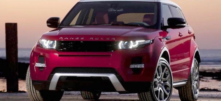 600 000 DA de remise  sur Range Rover Evoque Dynamique