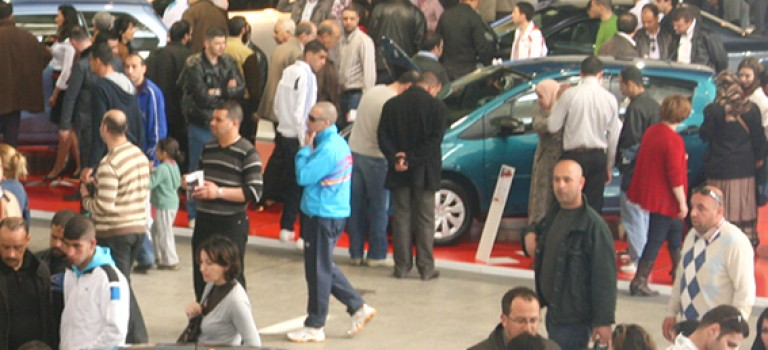 18e Salon international de l'automobile d'Alger : Les remises