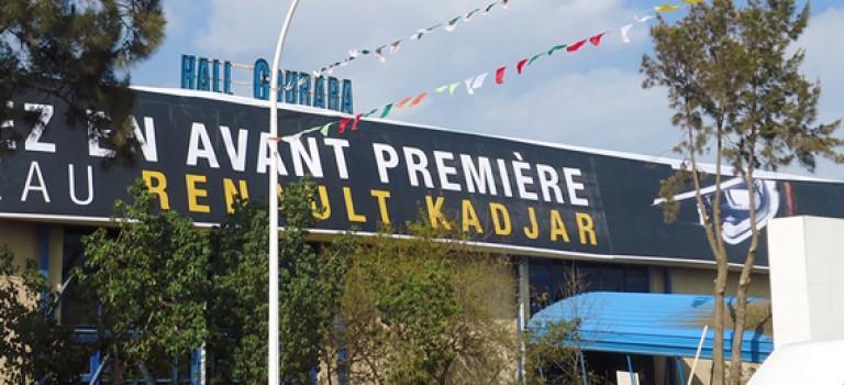 Renault Kadjar et Peugeot Partner, les deux uniques avant-première