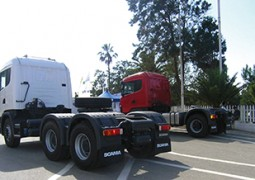 camion sca