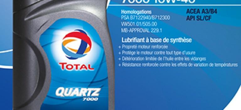 « Forever Young », le nouveau slogan de Total Quartz