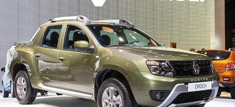 Renault Duster Oroch : La tentation française d'ouvrir un front aux asiatiques