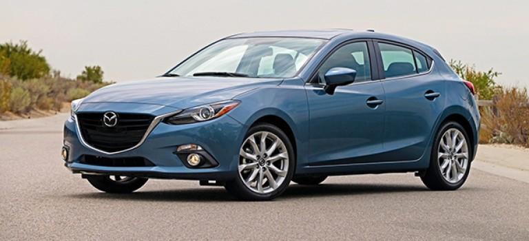 Nouvelle Mazda 3  différée à une date ultérieure