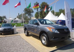 mazda bt50 salon auto alger 2015
