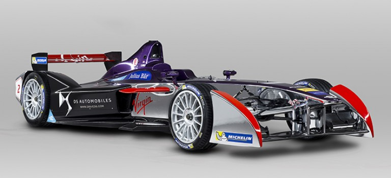 Sport automobile : DS VIRGIN RACING dévoile sa Monoplace de Formule E