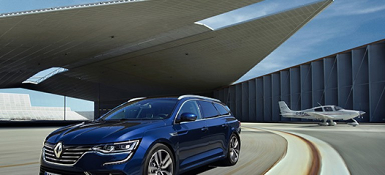 Renault Talisman se dévoile en version Break