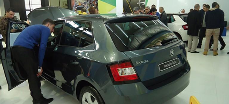 Sovac annonce une grille de tarifs pour la gamme Skoda