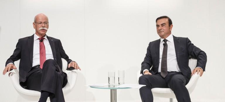 6 ans d'Alliance Renault-Nissan et Daimler AG : « Le partenariat le plus productive du secteur automobile »