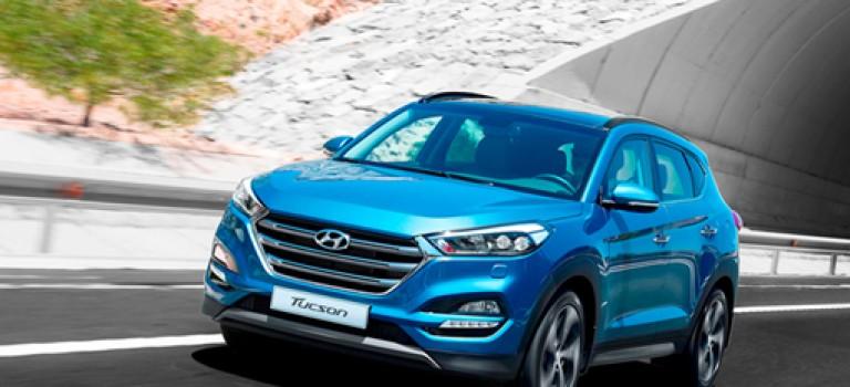 Bonne note au test de freinage automatique IIHS : Hyundai Tucson et la Sonata 2016 distingués