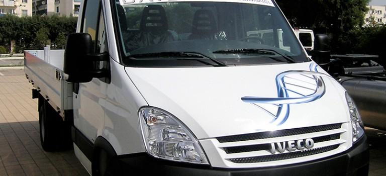 Le premier Daily Iveco made in Alegria sortira en 2016