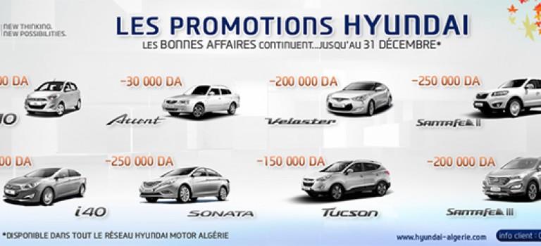 Auto-Ouest : Hyundai remise sur l'ensemble de la gamme