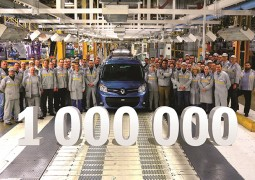 1 000 000 Renault-Kangoo