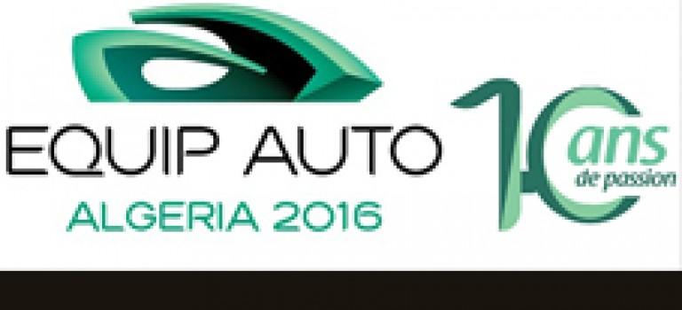 Salon : Equip auto fêtera ses 10 ans en 2016
