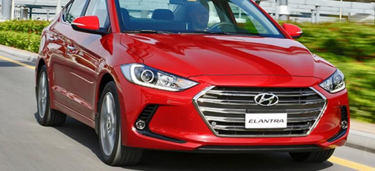 Hyundai Elantra 6e génération arrive en Afrique et au Moyen Orient