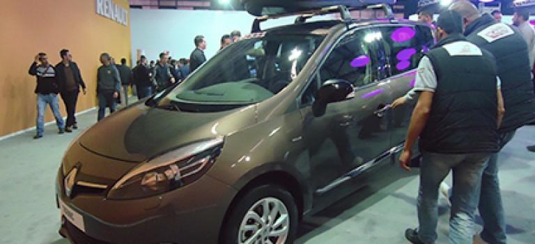 Ventes Renault en Algérie en 2015
