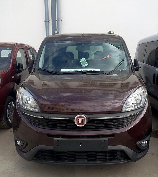 Fiat-ival doblo