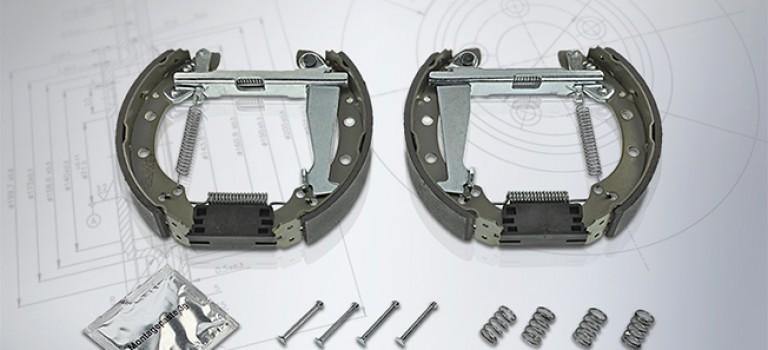 Gamme Meyle conformes ECE R90 : 30 nouveaux kits de mâchoires de freins