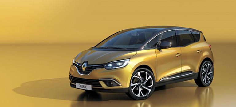 Renault Scenic 4 : première photo officielle avant Genève 2016