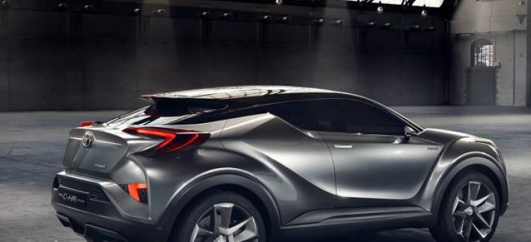 Production du SUV C-HR hybride : Toyota opte pour la Turquie