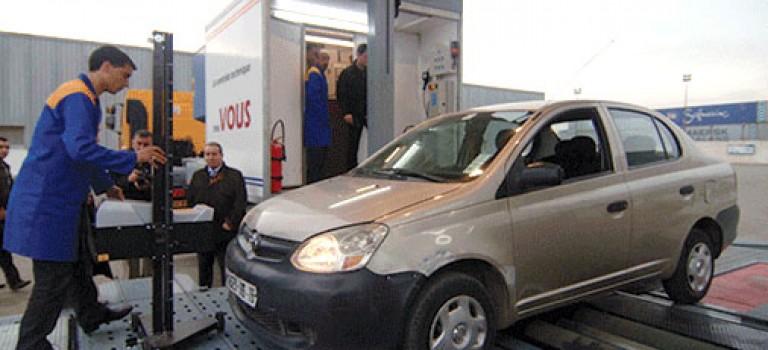 Contrôle technique automobile de 2003 à 2015 : Plus de 27 millions de véhicules contrôlés