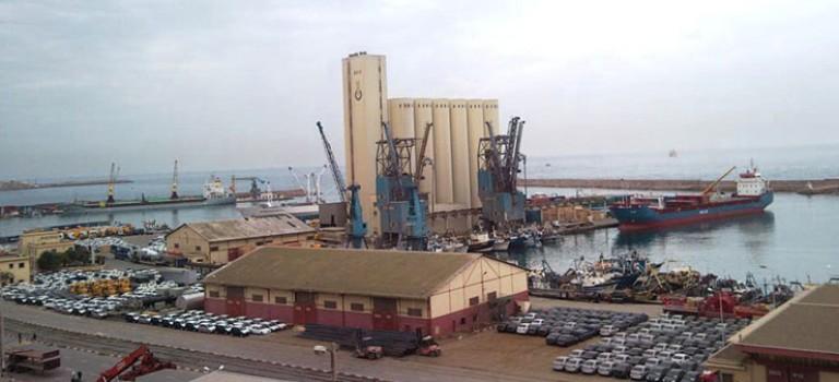 Trade maritime : Trafic de véhicule au premier semestre 2015 en baisse de 50% port de Mostaganem