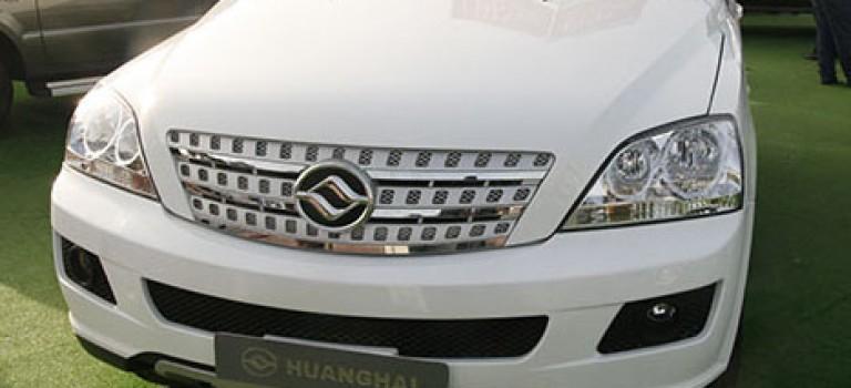 Hausse des ventes autos en chine: 2,45 millions d'automobiles en janvier 2016
