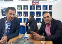 De G à D : Omar Bouziani et Amine Kadri, Directeur Géréral de Kadiri
