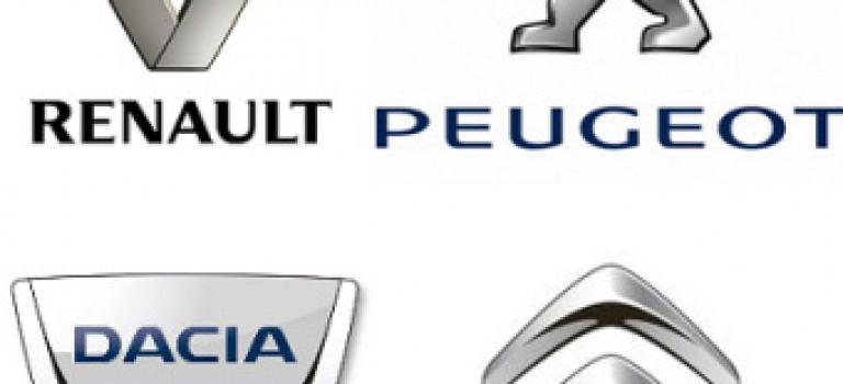 Marché automobile français (VP) février 2016/2015 : + 13,0 %