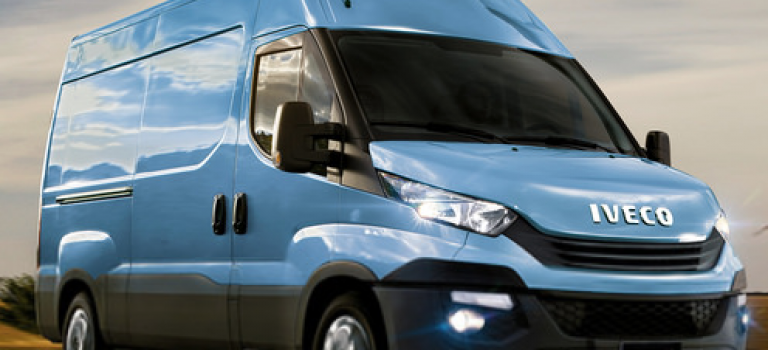 Iveco daily, van de l'année 2015 en Europe  : Premier modèle en cours d'homologation