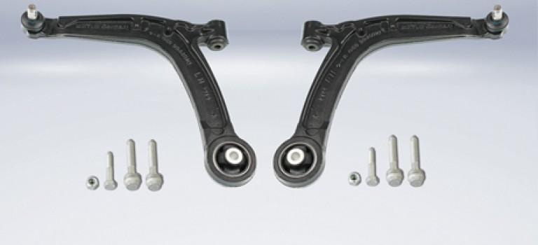 MEYlE-HD : un nouveau bras de suspension renforcé pour les Fiat 500 et ford KaII grantie 4 ans