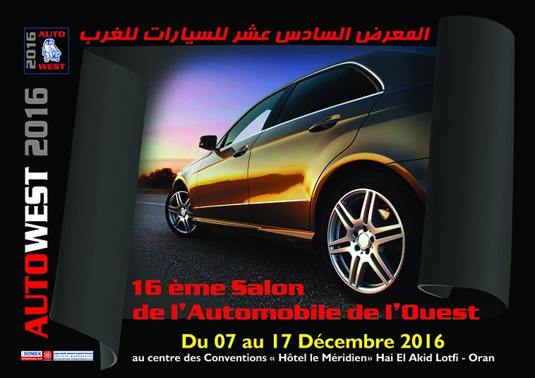 Affiche AUTOWEST 2016