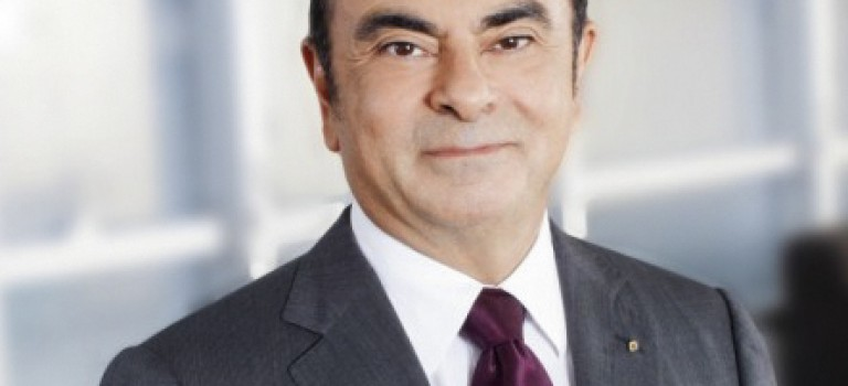 Carlos Ghosn à la tête de l'alliance Renault-Mitsubishi