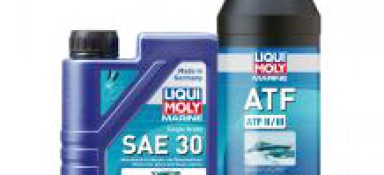 Nouveautés Liquimoly : Marine ATF et Marine Single Grade SAE 30
