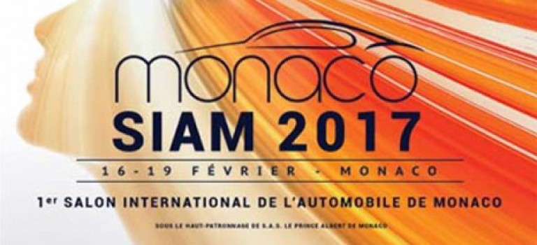 1er salon International de l'automobile à Monaco