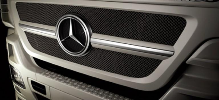 Mercedes-Benz (AMS-MB SPA) livre 356 camions multifonctions