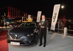 Renault Mégane élue «voiture de l'année» en Turquie