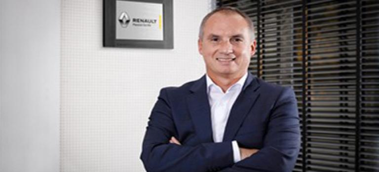 Groupe Renault : Fabrice CAMBOLIVE, nouveau directeur des opérations de la région AMI