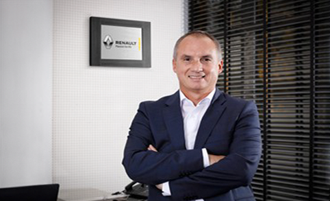 Fabrice CAMBOLIVE, nouveau directeur des opérations de la région AMI