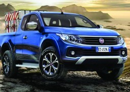 Pick-up :  FIAT Fullback disponible à partir de 2 950 000 DZD