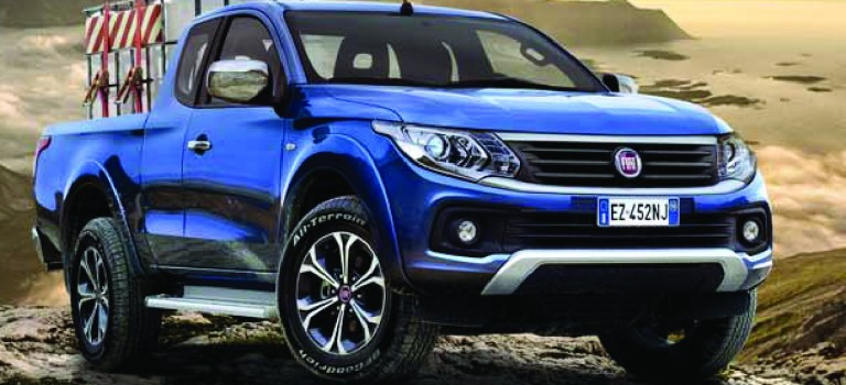 Pick-up :  FIAT Fullback disponible à partir de 2 950 000 DZD