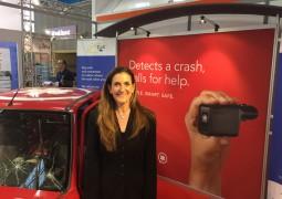 La compagnie américaine à l'assaut du marché européen :  splitsecnd un e-call en cas d'accident