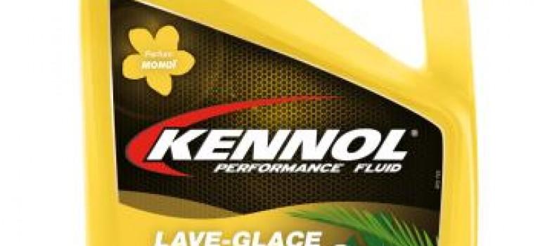 ACCOR LUBRIFIANTS renouvelle sa gamme Lave-Glace : Kennol sur le marché en juin 2017