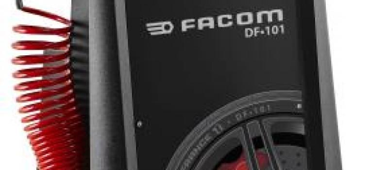 FACOM lance une nouvelle gamme de purgeur de frein