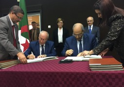 La coordination des BSTP signe une convention-cadre avec cinq grands groupes industriels publics