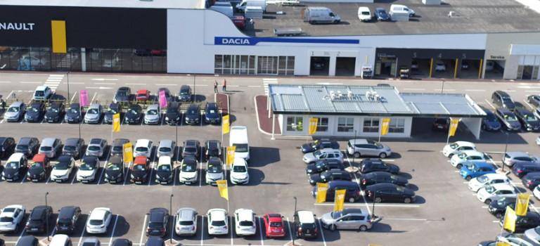 Groupe  Renault : Meilleurs résultats commerciaux en  France