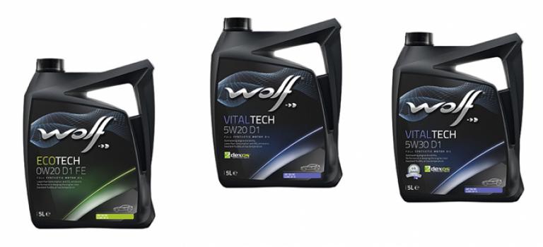 Huile moteur : Wolf Oil répond aux exigences de nouveaux moteurs à essence de GM