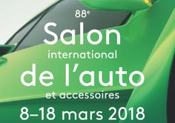 Billets pour visiter le 88e Geneva Motor show : une idée de cadeau de Noel
